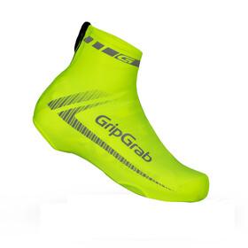 GripGrab RaceAero Hi-Vis Overshoes yellow